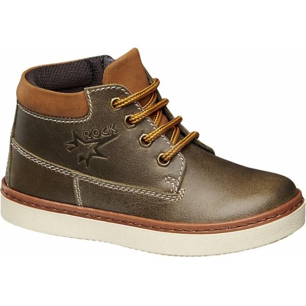 Ботинки кожаные (5 лет)