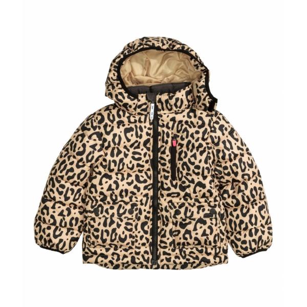 Куртка для девочки Леопард