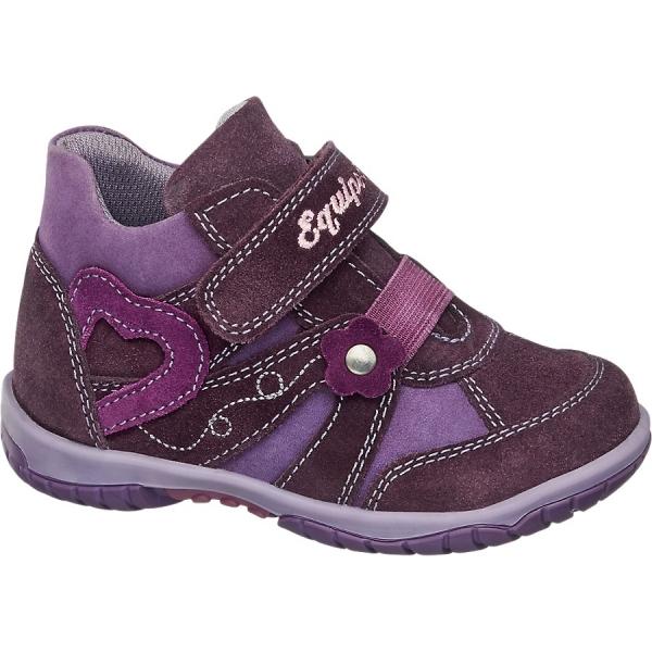 Ботинки замшевые для девочки (Германия)