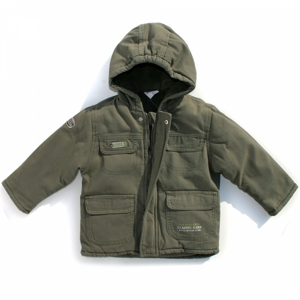 Куртка на мальчика (3-4 года)