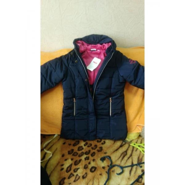 Куртка удлиненная (Кошка)