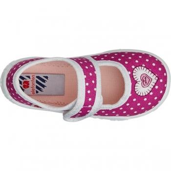 Туфли текстильные домашние