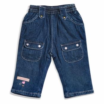 Комплект с джинсами на девочку на 3 года