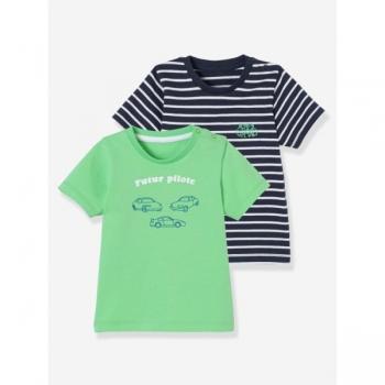 2 футболки на мальчика (Франция)