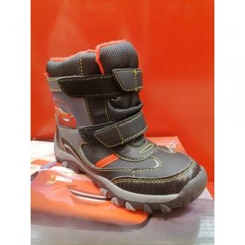 Ботинки зимние Тачки