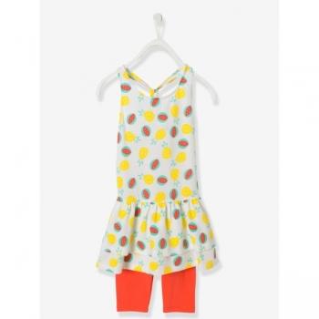Платье+легинсы на 5-8 лет