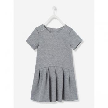 Платье с коротким рукавом на 4-6 лет