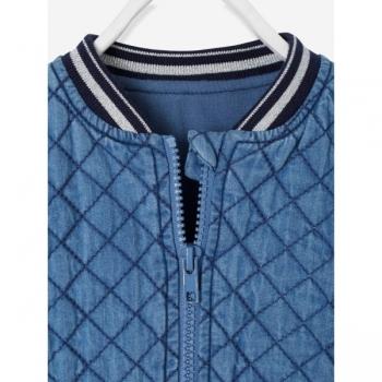 Куртка джинсовая бомбер (2-3 года)