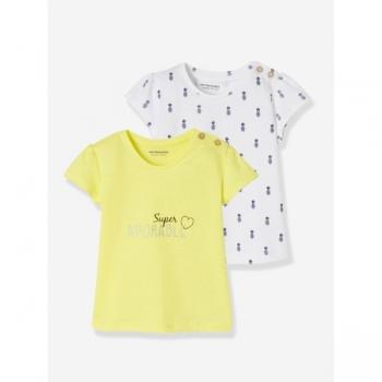 Набор 2 футболки на 2 года (Франция)