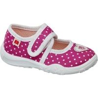 Туфли текстильные домашние на 1,5-2 года